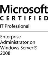 Microsoft Certified IT Professional: Enterprise Administrator on Windows Server 2008