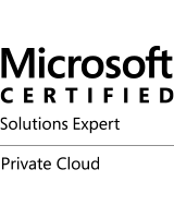 Microsoft Certified Solutions Expert: Private Cloud