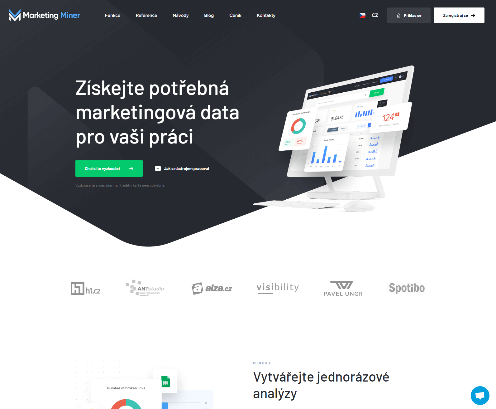 Web Marketing Miner